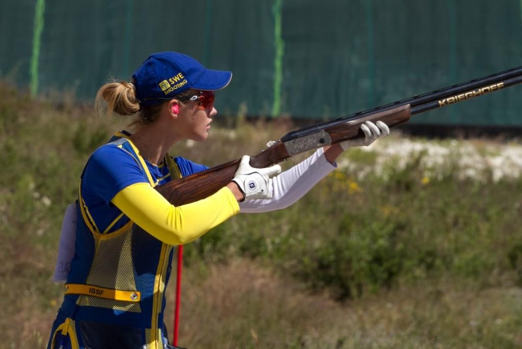 Therese Lundqvist / Foto: Svenska skyttesportsförbundet