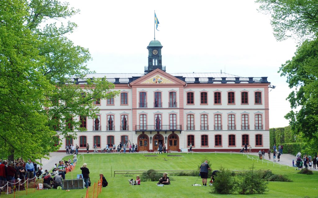 Tullgarns slott Foto: Swedish Game Fair