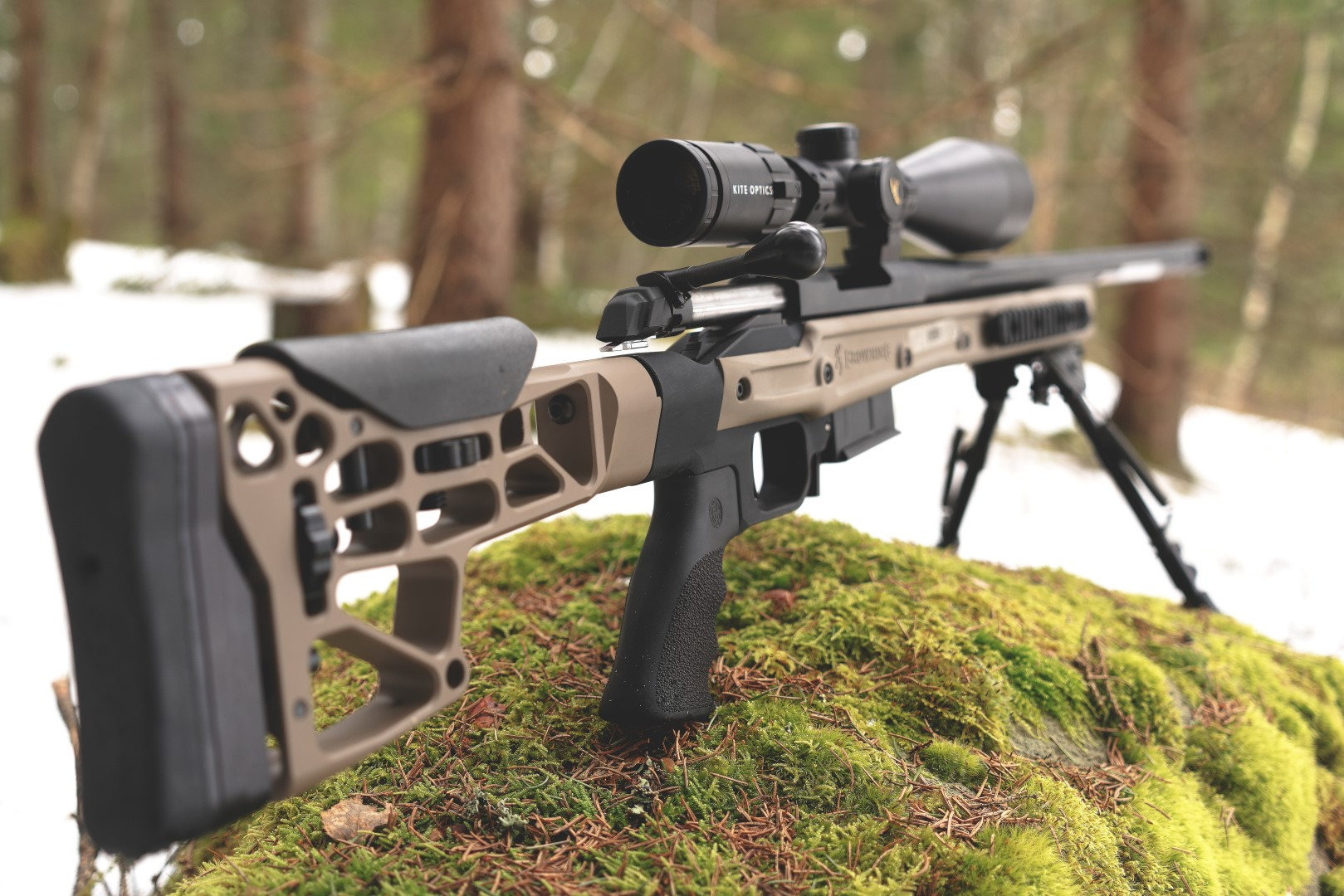 Browning X-bolt chassis