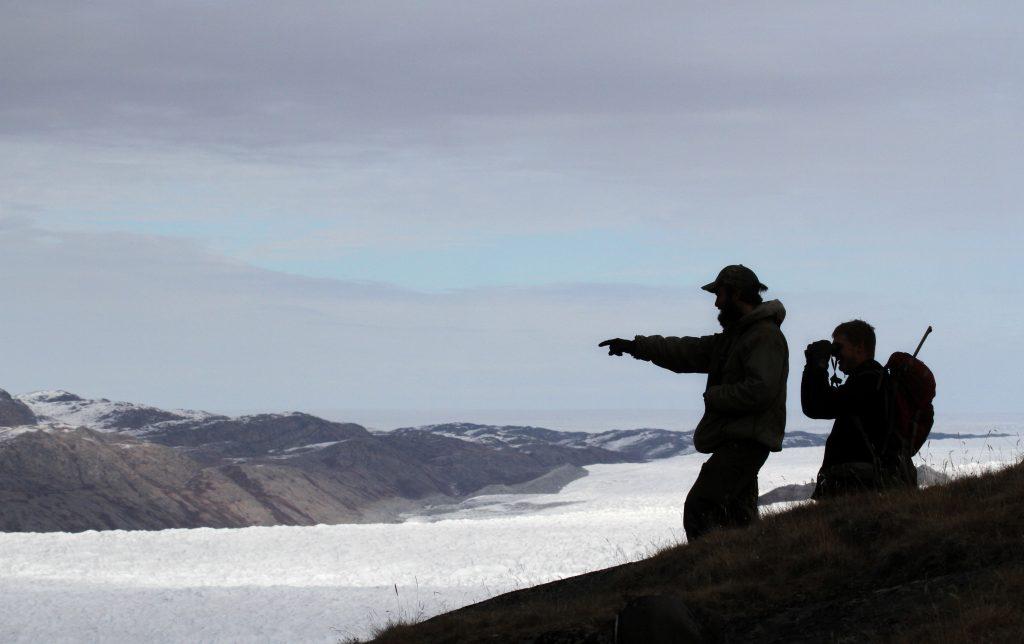 jakten på arktiska nomader