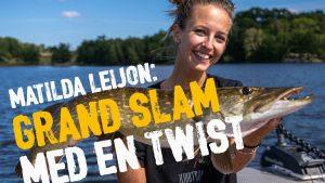 Grand Slam med Matilda Leijon